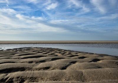 Het strand bij Petten