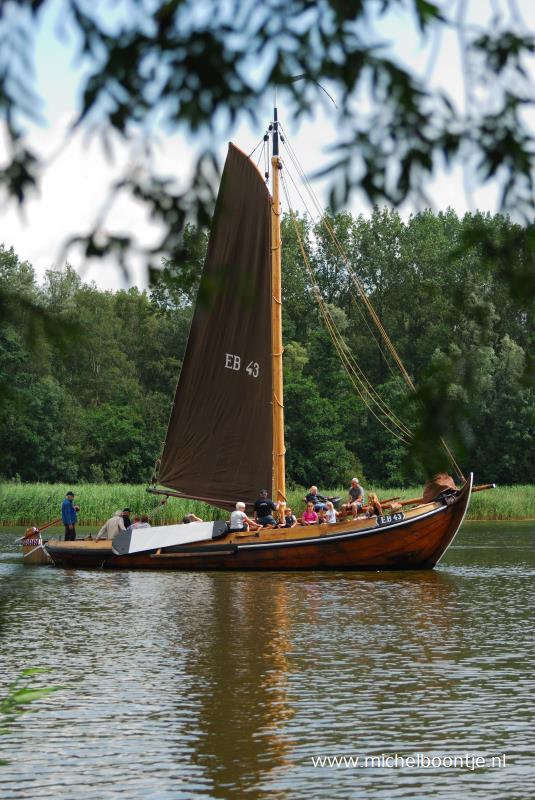Rondvaart op Veluwemeer